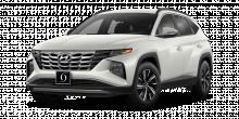 2022 Hyundai Tucson Hybrid Blue Quartz White