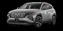 2022 Hyundai Tucson Hybrid Blue Shimmering Silver