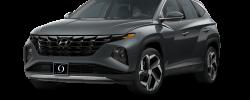 2022 Hyundai Tuscon Limited Amazon Gray