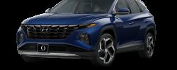 2022 Hyundai Tuscon Limited Deep Sea