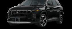 2022 Hyundai Tuscon Limited Phantom Black