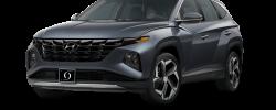 2022 Hyundai Tuscon Limited Portofino Gray