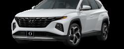 2022 Hyundai Tuscon Limited Quartz White