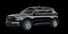 2022 Hyundai Venue SE Black Noir Pearl