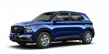 2022 Hyundai Venue SE Intense Blue