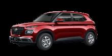 2022 Hyundai Venue SE Scarlet Red Pearl