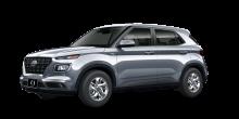 2022 Hyundai Venue SE Stellar Silver